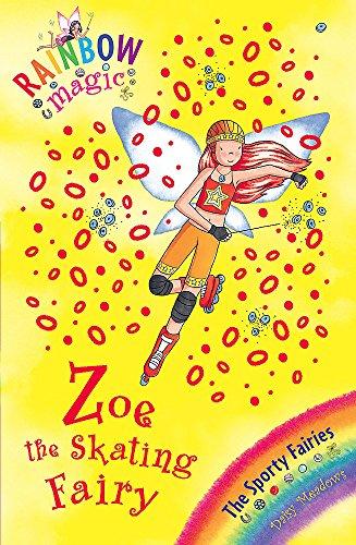 9781846168901: The Zoe the Skating Fairy (Rainbow Magic)