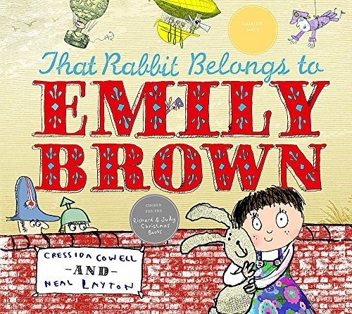9781846169007: That Rabbit Belongs to Emily Brown