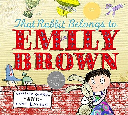 9781846169007: That Rabbit Belongs to Emily Brown
