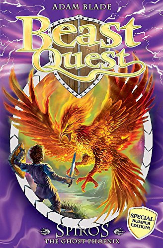 9781846169946: Beast Quest: Special 2: Spiros the Ghost Phoenix