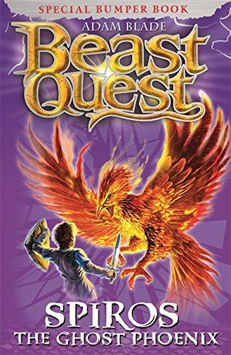 9781846169946: Spiros the Ghost Phoenix (Beast Quest)