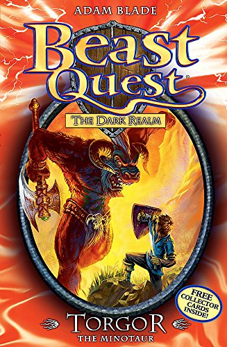 9781846169977: Torgor the Minotaur: Series 3 Book 1 (Beast Quest)