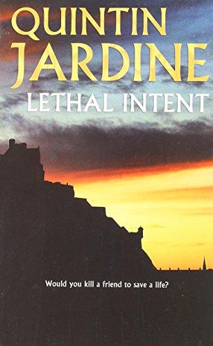 9781846172755: Lethal Intent (Ulverscroft Large Print Series)