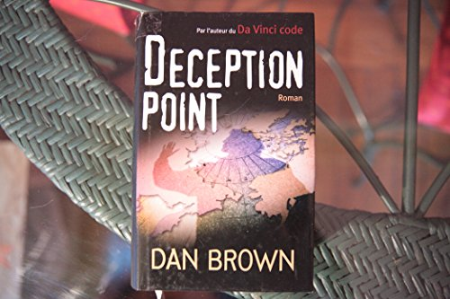 9781846174582: Deception Point (Charnwood Large Print)