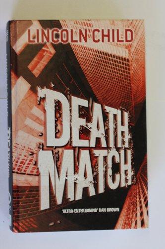 9781846174605: Death Match (Charnwood Large Print)