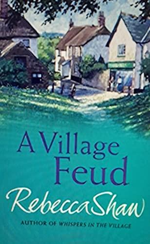 9781846175053: A Village Feud (Charnwood Large Print)