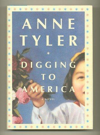 9781846175442: Digging to America (Charnwood Large Print)