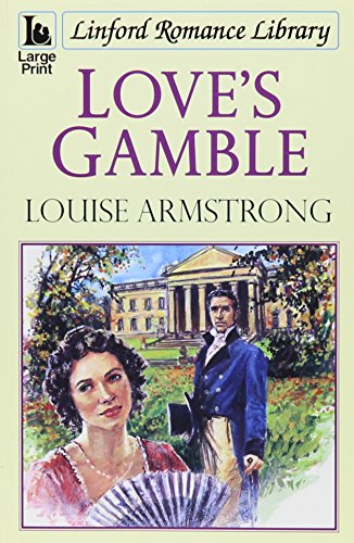 9781846175619: Love's Gamble (Linford Romance Library)