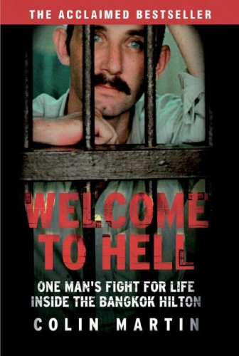 Welcome to Hell (Ulverscroft Nonfiction) (1846176328) by Colin Martin