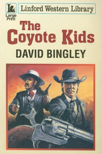 9781846176975: The Coyote Kids (Linford Western Library)