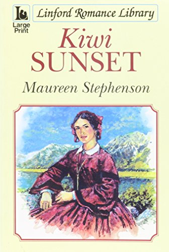 9781846177972: Kiwi Sunset (Linford Romance Library)