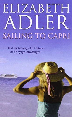 9781846177996: Sailing to Capri (Charnwood Large Print)