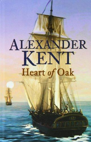 9781846178849: Heart of Oak (Charnwood Large Print)