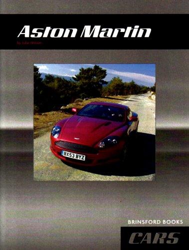 9781846180125: Aston Martin DB9 (Brinsford Books)