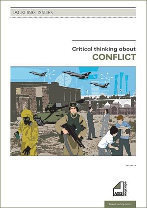 Critical Thinking About Conflict (Tackling Issues) (1846181321) by Freeman, Phil