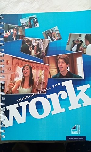 Thinking Skills for Work (1846181895) by Freeman, Phil