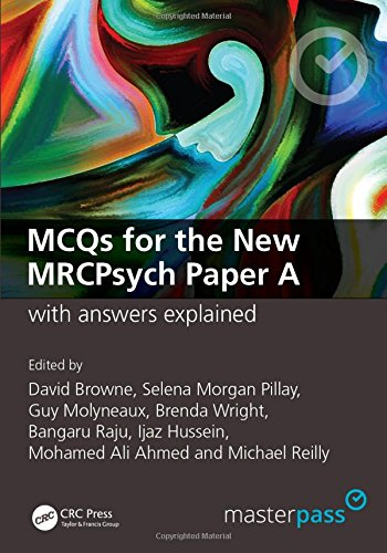 9781846190094: MCQs for the New MRCPsych Paper A with Answers Explained (MasterPass)
