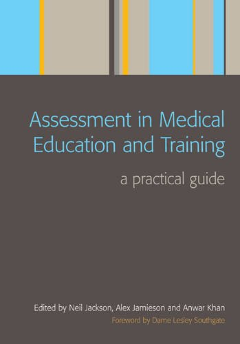 9781846190469: Assessment in Medical Education and Training: A Practical Guide