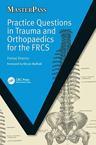 9781846192005: Practice Questions in Trauma and Orthopaedics for the FRCS (MasterPass)