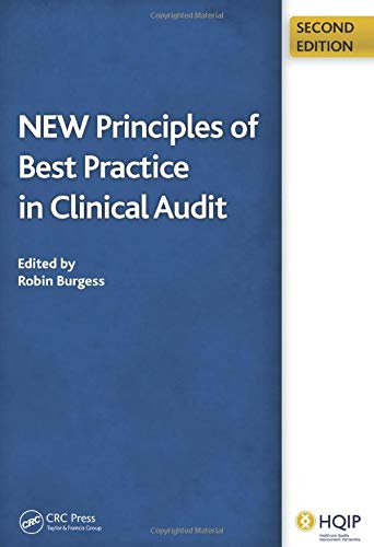 9781846192210: New Principles of Best Practice in Clinical Audit