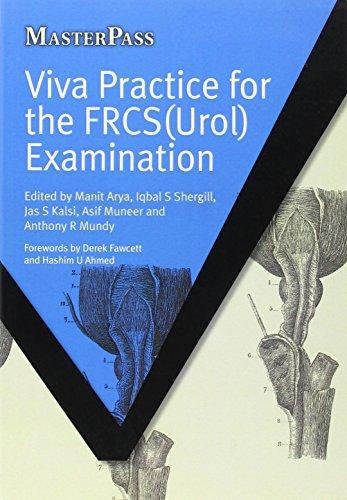 9781846193170: Viva Practice for the FRCS(Urol) Examination (MasterPass)