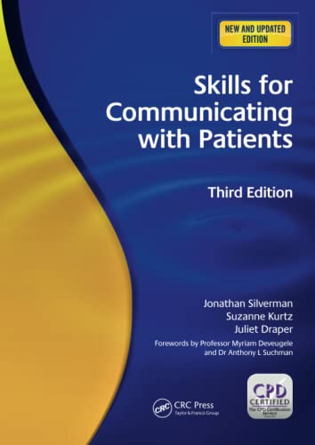 9781846193651: Skills for Communicating with Patients, 3rd Edition