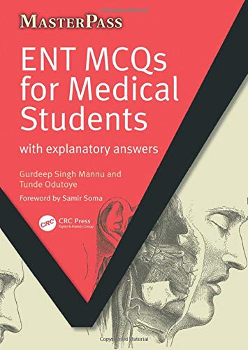 9781846193897: ENT MCQs for Medical Students: with Explanatory Answers (MasterPass)
