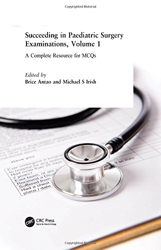 9781846193934: Succeeding in Paediatric Surgery Examinations, Vol. 1: A Complete Resource for MCQs (Masterpass)