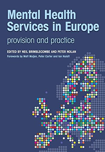 9781846194368: Mental Health Services in Europe: Provision and Practice