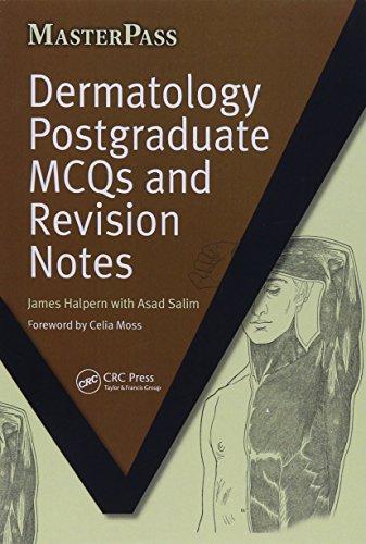 9781846194405: Dermatology Postgraduate MCQs and Revision Notes (MasterPass)