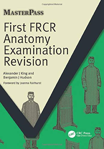 9781846194764: First FRCR Anatomy Examination Revision (MasterPass)