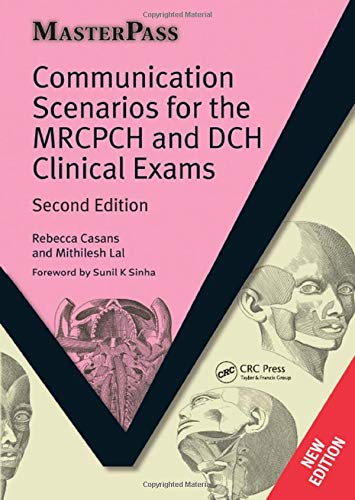 9781846194948: Communication Scenarios for the MRCPCH and DCH Clinical Exams (MasterPass)