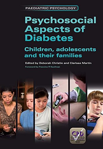 9781846195136: Psychosocial Aspects of Diabetes: Children, Adolescents and Their Families (Paediatric Psychology)