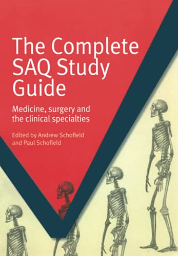 9781846195792: The Complete SAQ Study Guide: Medicine, Surgery and the Clinical Specialties (MasterPass)