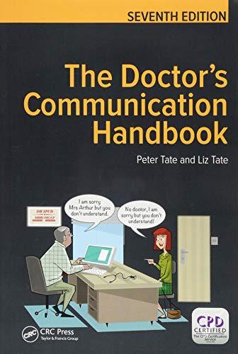 9781846199516: The Doctor's Communication Handbook, 7th Edition