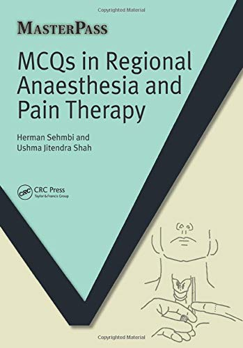9781846199714: MCQs in Regional Anaesthesia and Pain Therapy (MasterPass)