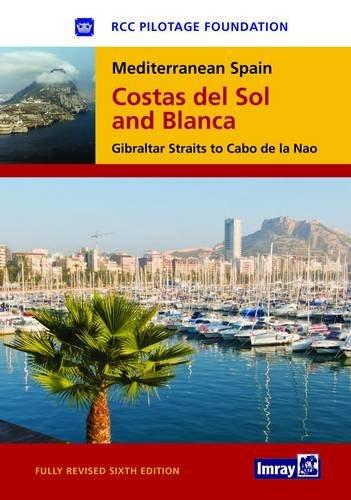 9781846231834: Mediterranean Spain Costas del Sol and Blanca