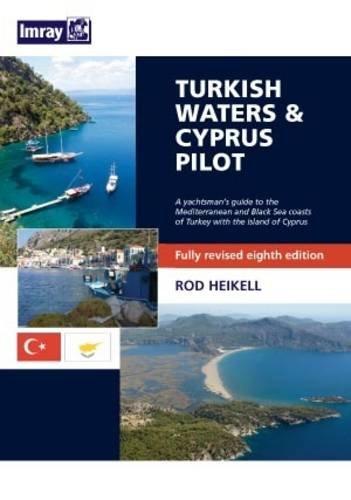 9781846231889: Turkish Waters & Cyprus Pilot