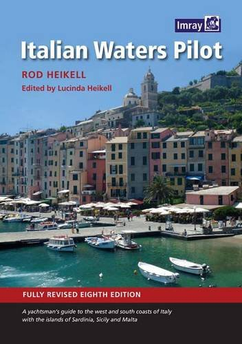 9781846233326: Italian Waters Pilot 8th Edition
