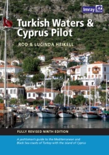 9781846234132: Turkish Waters and Cyprus Pilot