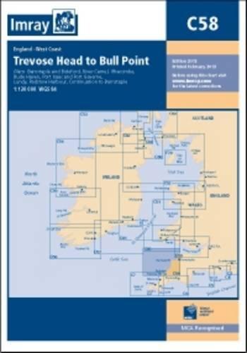 9781846235283: Imary Chart C58: Trevose Head to Bull Point