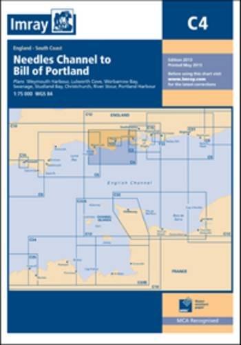 Imray Chart C4: Needles Channel to Bill of Portland: Imray