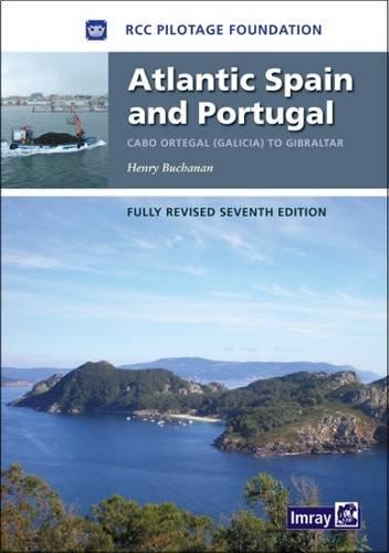 9781846236204: Atlantic Spain & Portugal: Cabo Ortegal (Galicia) to Gibraltar