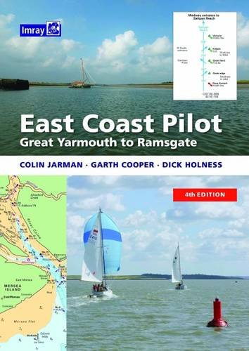 9781846236464: East Coast Pilot: Great Yarmouth to Ramsgate