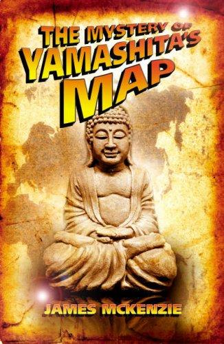 9781846240980: The Mystery of Yamashita's Map (SIGNED)