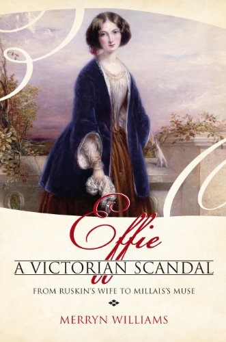 9781846244186: Effie: A Victorian Scandal - From Ruskin's Wife to Millais's Muse
