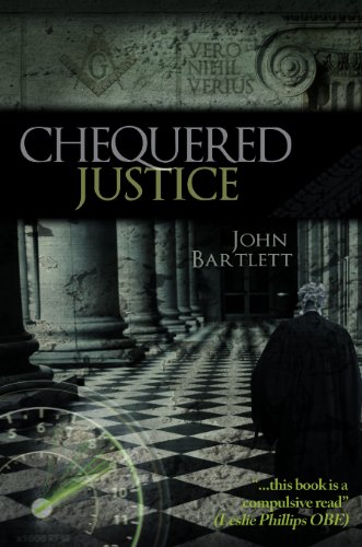 Chequered Justice (FINE COPY OF SCARCE FIRST EDITION, FIRST PRINTING SIGNED BY THE AUTHOR)