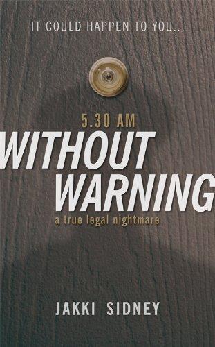 5.30am without Warning: Jakki Sidney