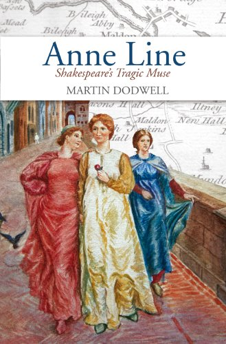 9781846249310: Anne Line: Shakespeare's Tragic Muse