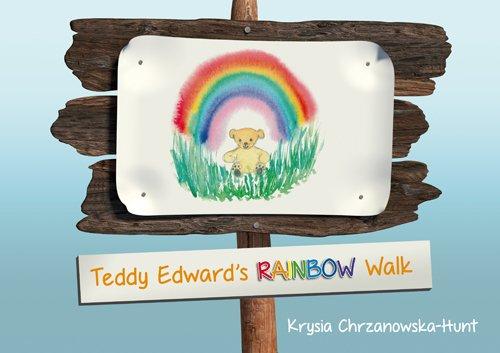 Teddy Edwards Rainbow Walk: Krysia Chrzanowska-Hunt